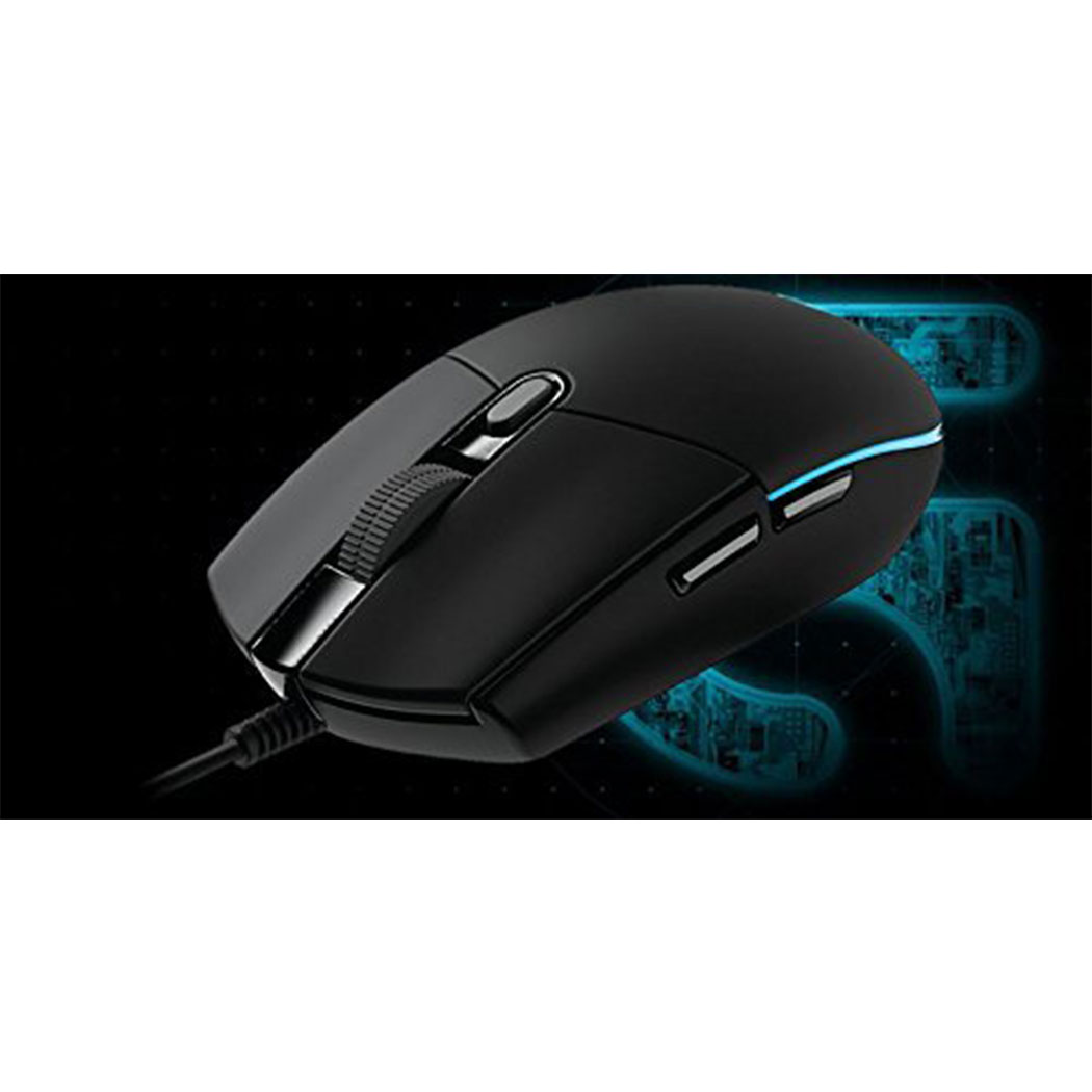 Logitech G102 Ic Prodigy Gaming Mouse Progears